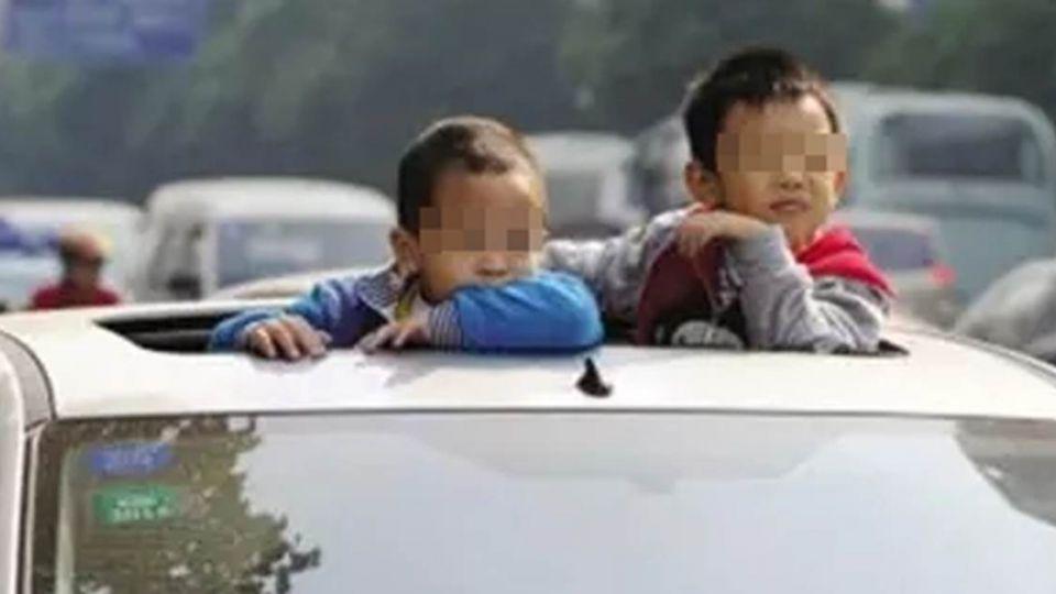 千萬要注意!3歲女童天窗玩耍 5分鐘遭夾停止呼吸