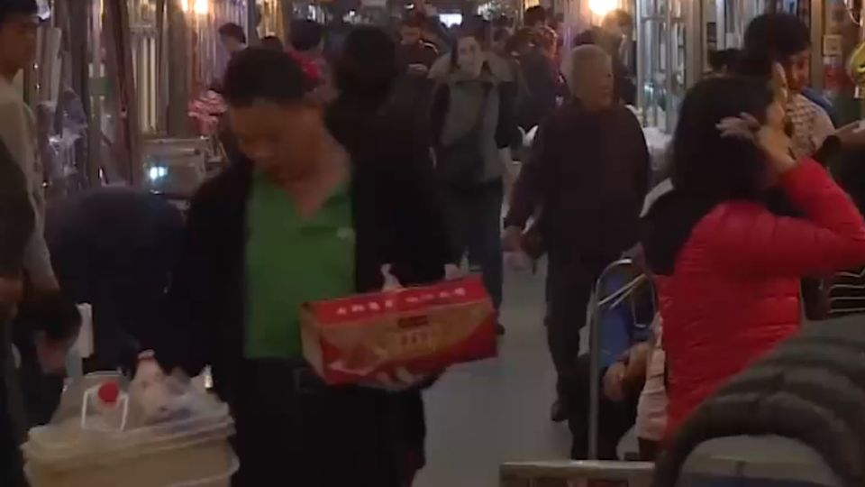 北京最高貴菜市場! 設網站成另類觀光點
