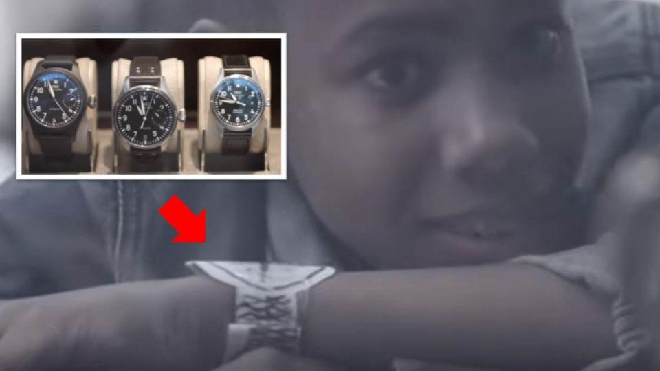 櫥窗外戴「紙手錶」的窮小孩 用35年讓夢想成真