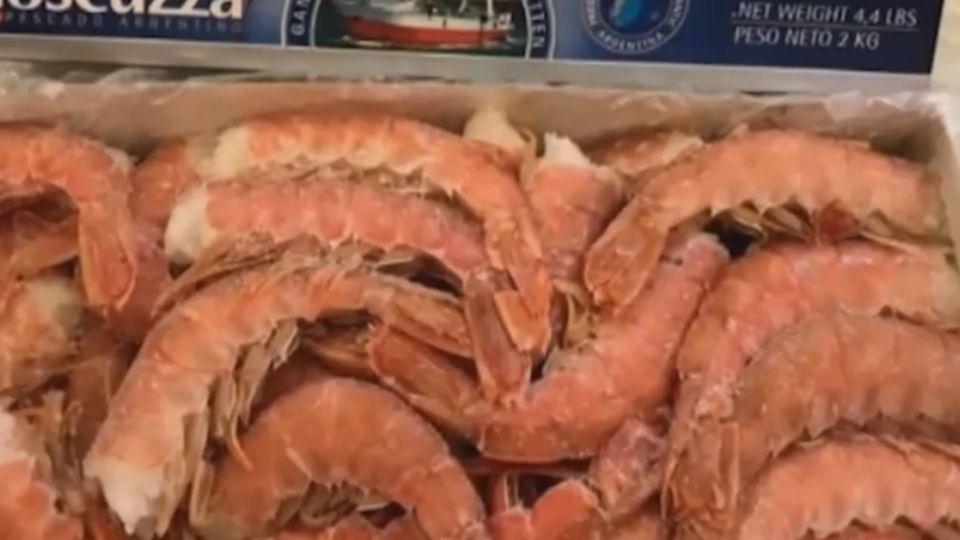 美式賣場買天使紅蝦「沒頭」 民眾納悶PO網