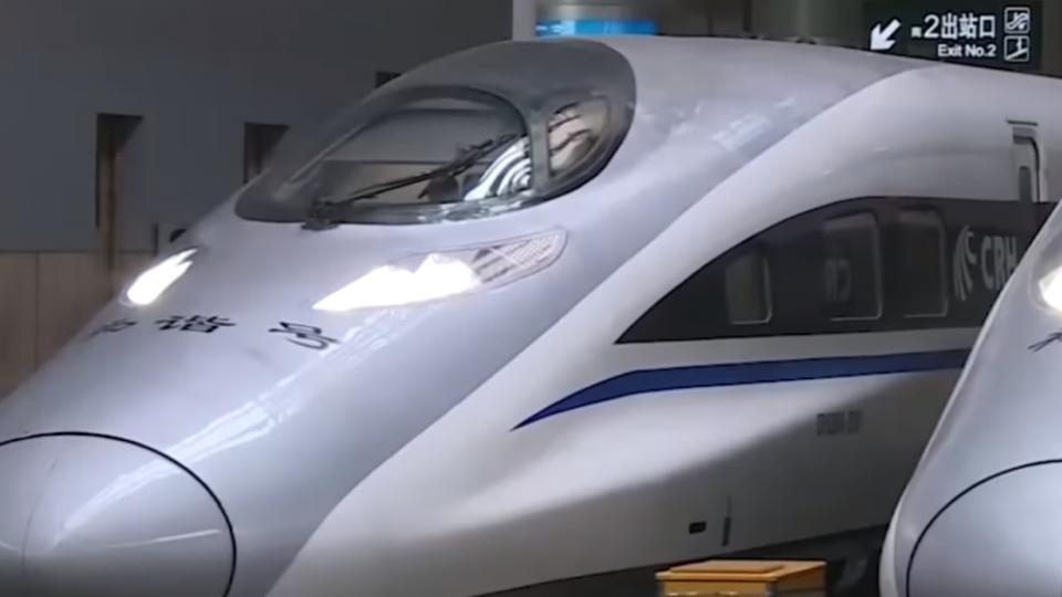 陸國產磁浮列車下線 東森新聞湖南直擊
