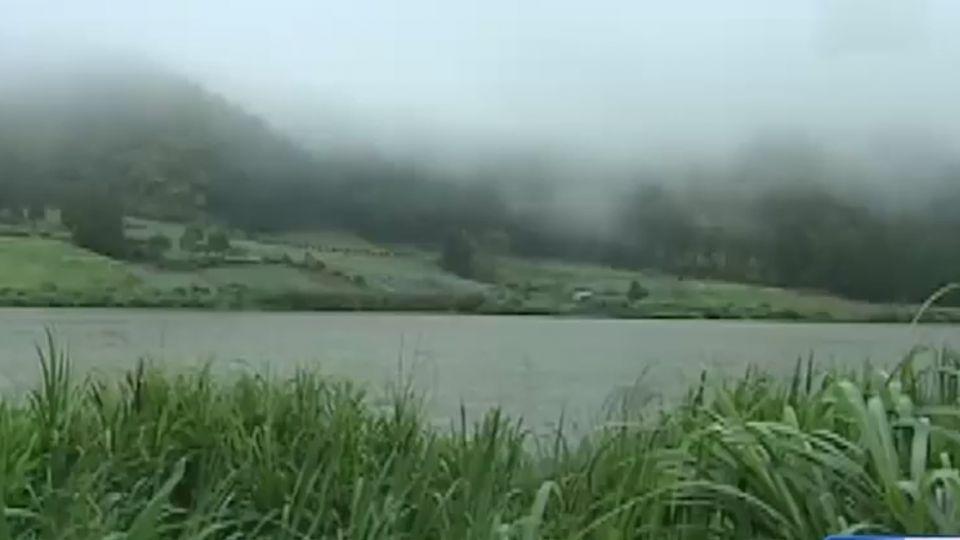 世界唯二奇景 雙連埤浮島遭颱風吹動漂移200公尺