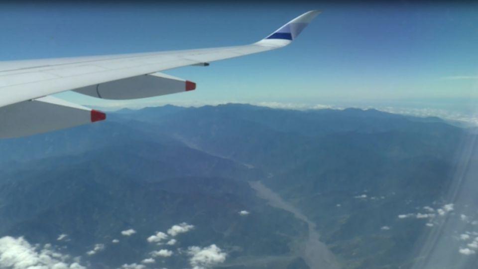 華航首架A350曝光 內裝分3艙等.配親子臥艙
