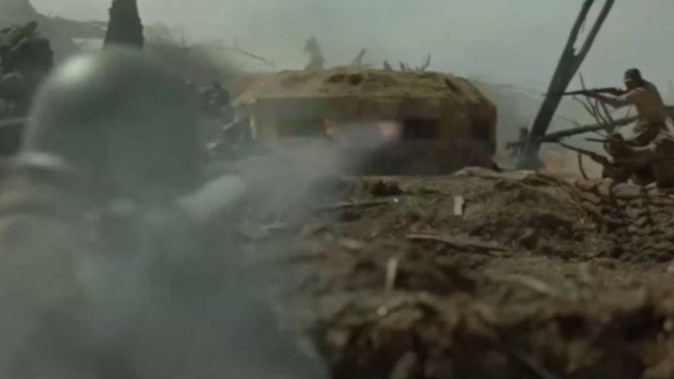 梅爾吉勃遜拍「鋼鐵英雄」好萊塢眾男星上戰場