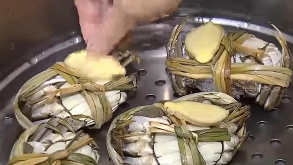藥劑師養「吃麥片長大的大閘蟹」 兩個月賣2百萬