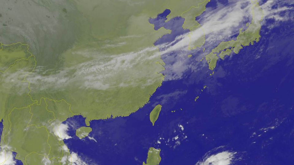 太陽露臉暖一天!入夜後東北風南下 氣溫再探20℃