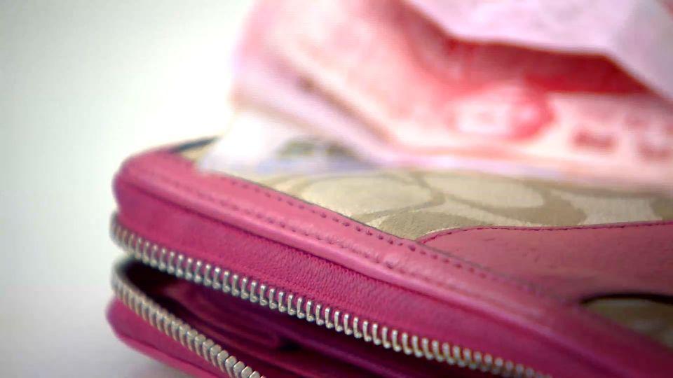 鈔票「邊角破」被疑偷5百 護校女找3律師打官司
