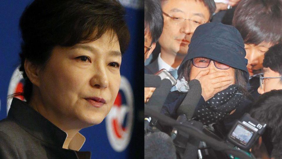 南韓閨密干政再爆內幕!「崔順實」遭收押 傳胞姐是藏鏡人