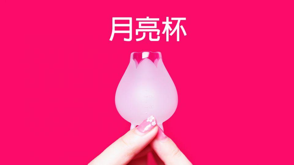 【更新】女性朋友生理期新選擇!「月亮杯」最快年底前開放