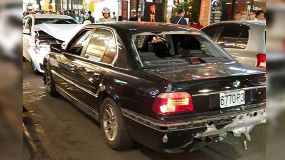 【影片】東海狂爸BMW擊潰屁孩後 罰單出爐了