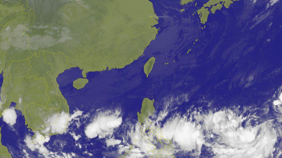 再涼一天!明氣溫回升至30度 未來恐有颱風形成