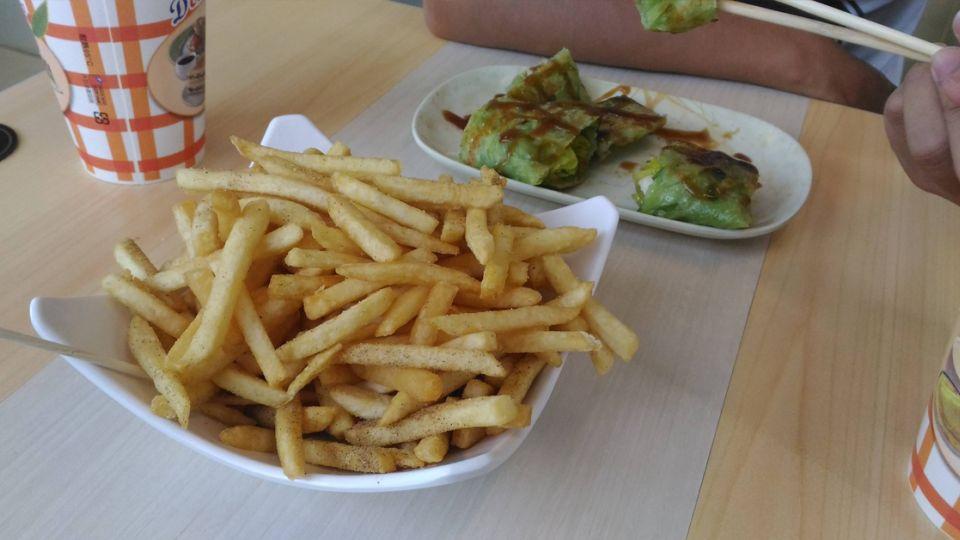 25元「大薯」引朝聖!網友用新台幣送老闆「回家了」的下場
