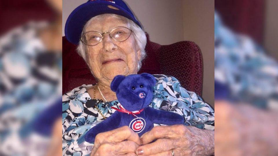 小熊破除魔咒! 108歲鐵粉阿嬤終於等到世界冠軍
