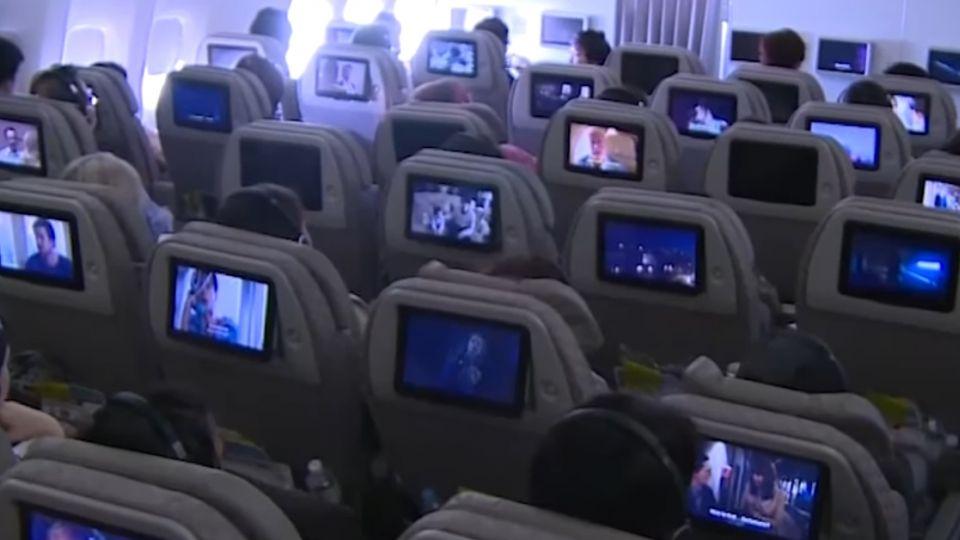 機上WiFi服務成趨勢 國籍航空新舊機紛加裝