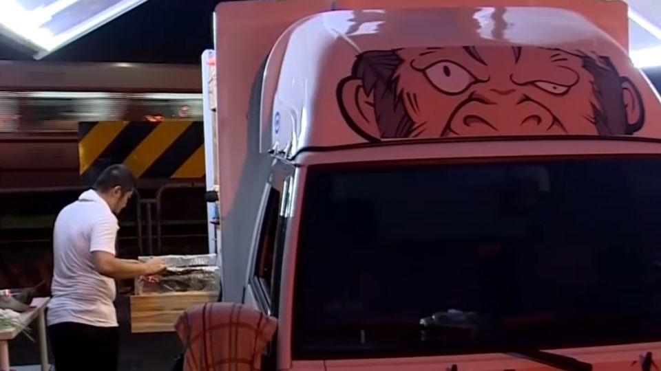 主廚環島餐車 用在地食材與好料理交朋友
