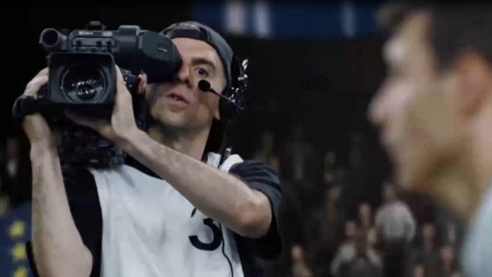 用生命拍攝鏡頭 電影攝影師拼命跟拍
