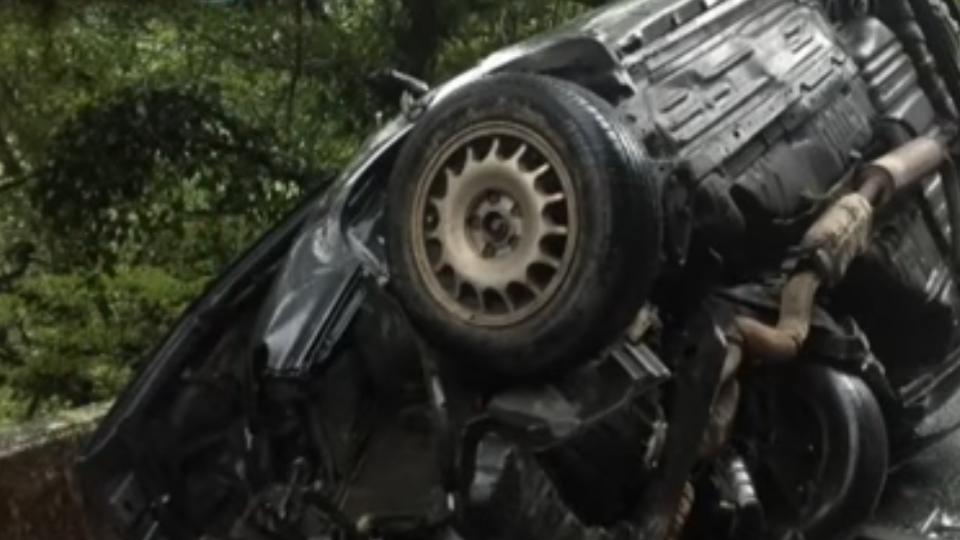 疑車速過快! 轎車衝對向失控撞 2車駕駛慘死