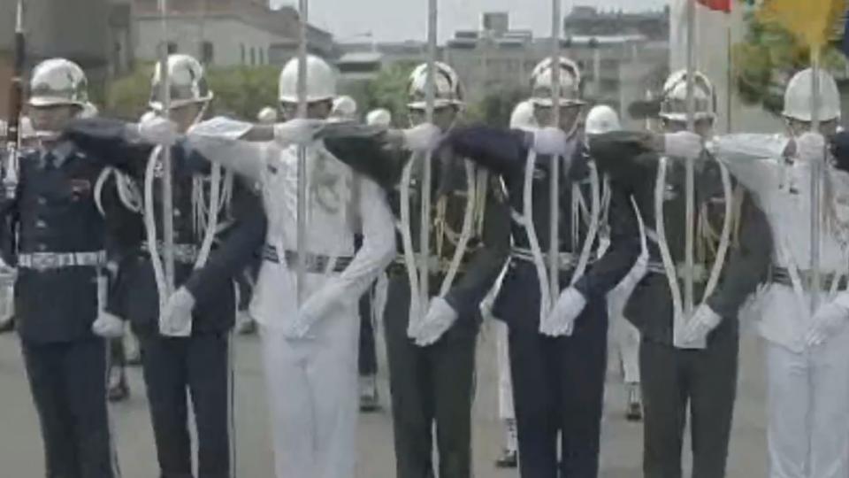 超帥! 陸軍自製微電影 展現儀隊精實訓練