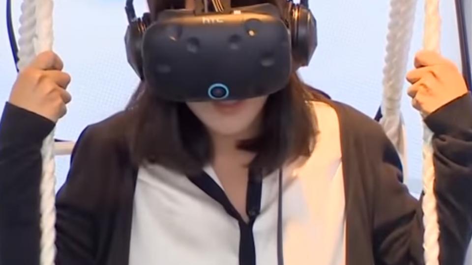 競爭激烈 東京高塔林立 VR裝置搶商機