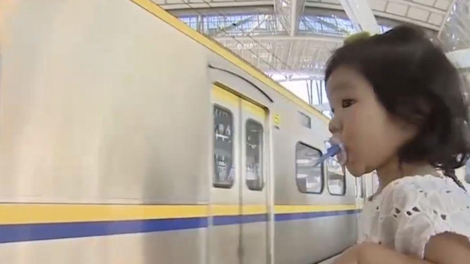 台中新站月台間隙大 對號列車實測達25CM
