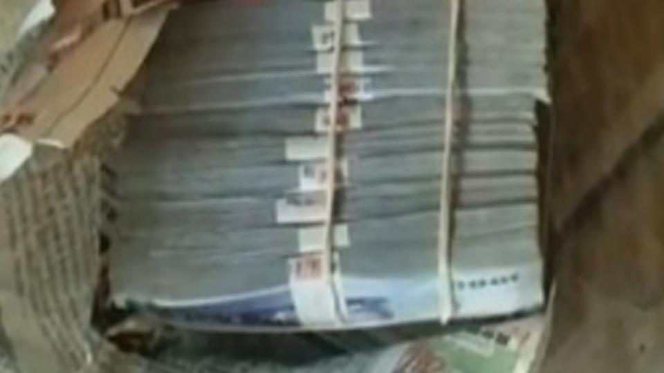 廢紙堆打開...驚見400萬現金!清運包商霸氣歸還