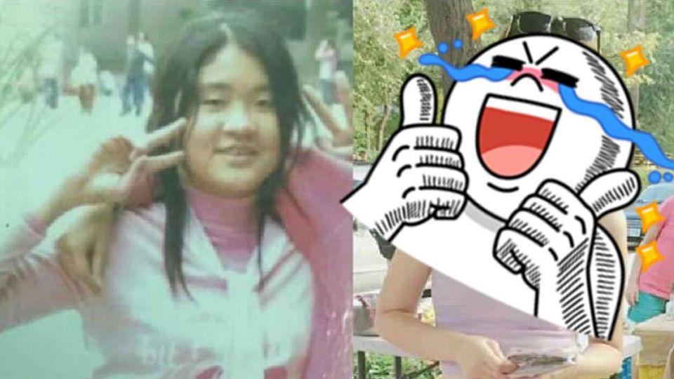 勵志!胖女孩瘦身成外拍模特兒 直喊:別欺負身邊的胖子!