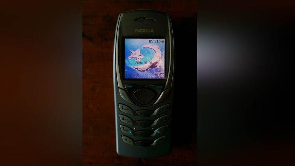 神話!11年前當兵用手機 他開機後竟還能支援到2100年