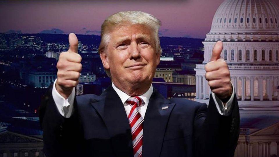 川普自行宣布當選!拿下「獲勝關鍵」賓州20票 白宮門票到手