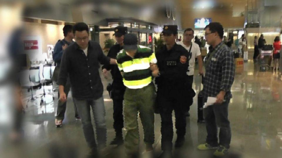 逃亡21年!通緝犯在中國經營房地產 回台遭逮