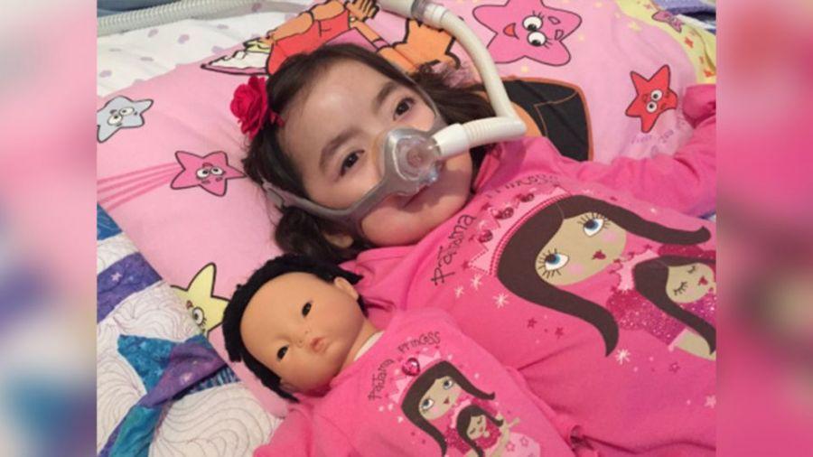 5歲罕病童生命盡頭 貼心安慰:媽咪上帝會照顧我!