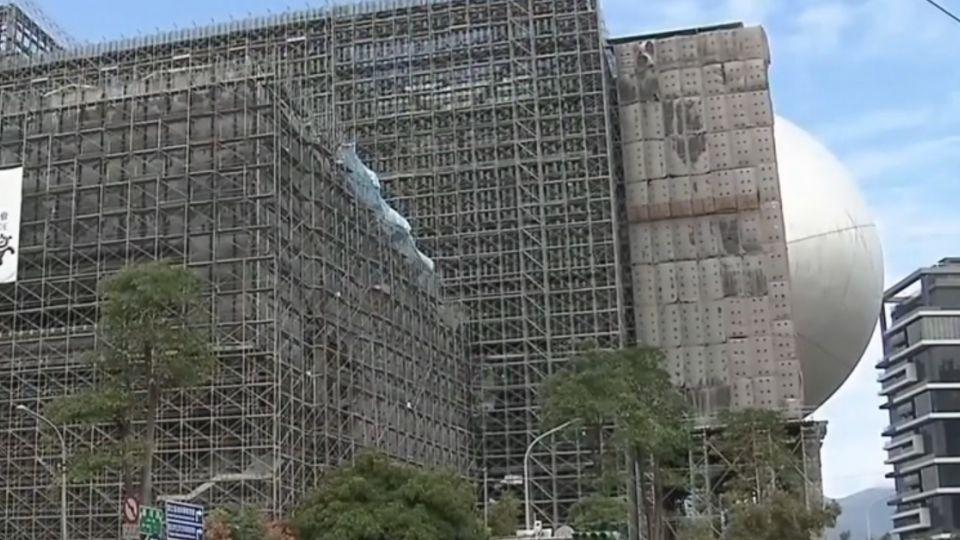「理成營造」宣布倒閉 台北藝術中心完工日再延