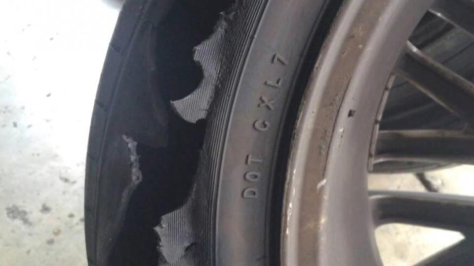 明年輪胎強制檢驗 不得販售製造超過6年胎