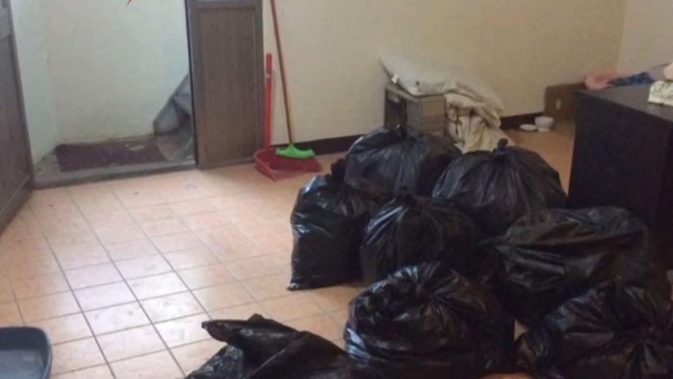 第一次當房東就遇租霸!欠5萬房租 還留下滿屋垃圾