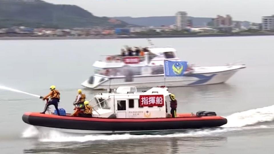 700萬造「滬尾一號」 專救淡水河域護老街