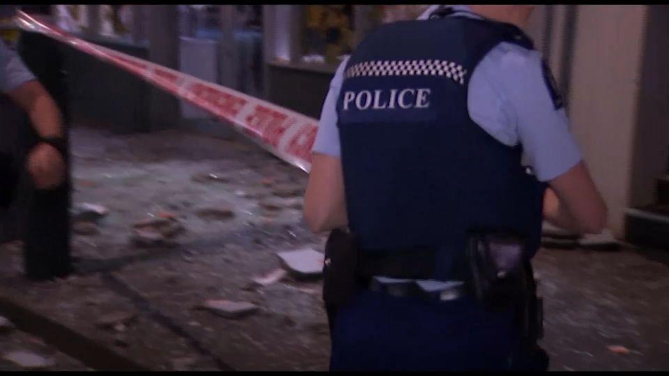 紐西蘭第二大城基督城 發生規模7.8強震
