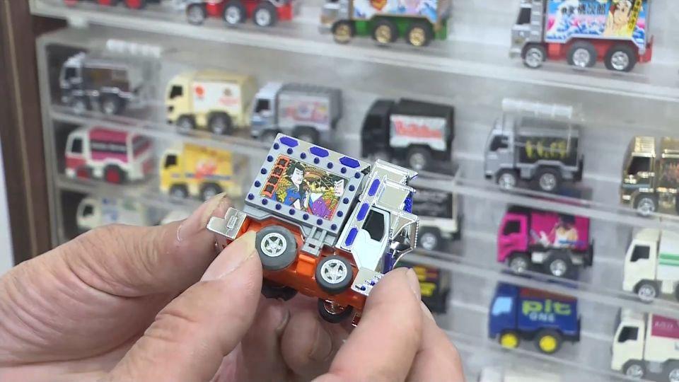 另類車迷!商人砸6百萬收集3千多種仿真小車