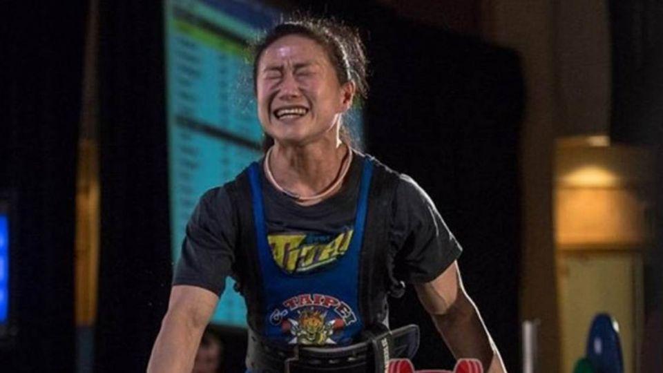 【影片】陳葦綾刷新世界紀錄! 健力世錦賽摘金