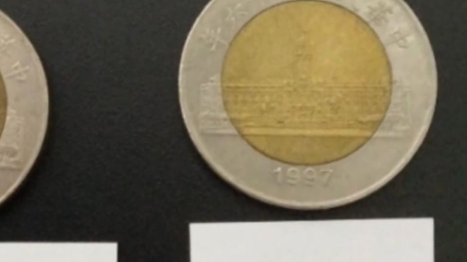 婦人持一大袋「舊款」50元硬幣 惹警質疑涉偽幣