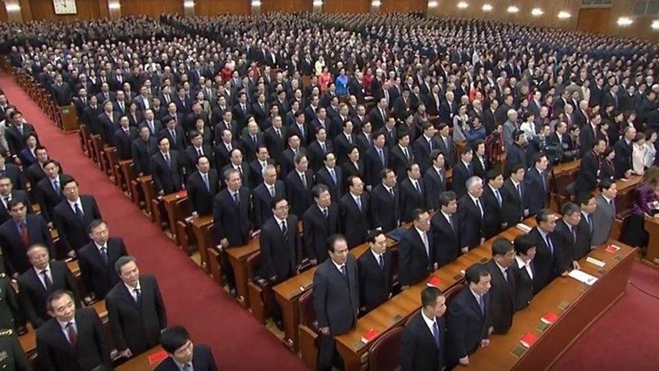 32名退將唱共軍國歌 他罵:回台後繼續罵年金改革