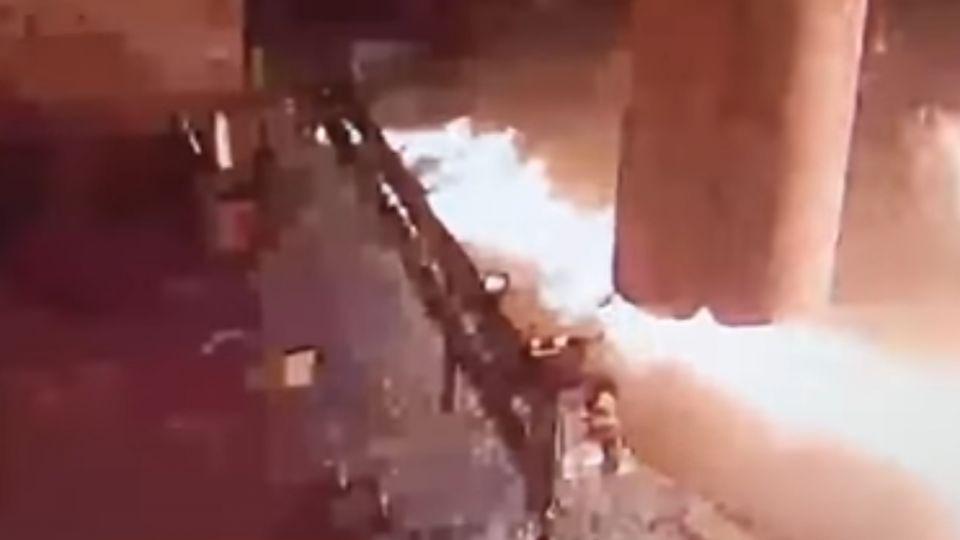 疑漏油!採茶車行進間變火球 採茶工1死4傷