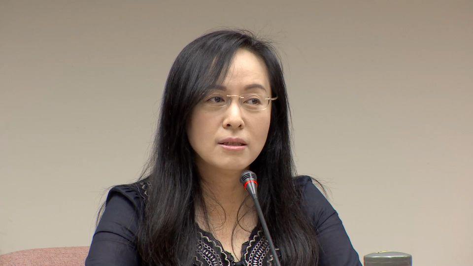 陳瑩控訴公聽會 「無影手」伸過來攻擊
