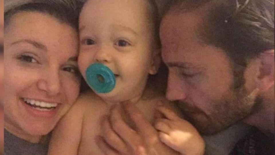 遭酒駕撞飛1歲娃腦死 父忍痛器捐與兒淚別:晚安了寶貝!