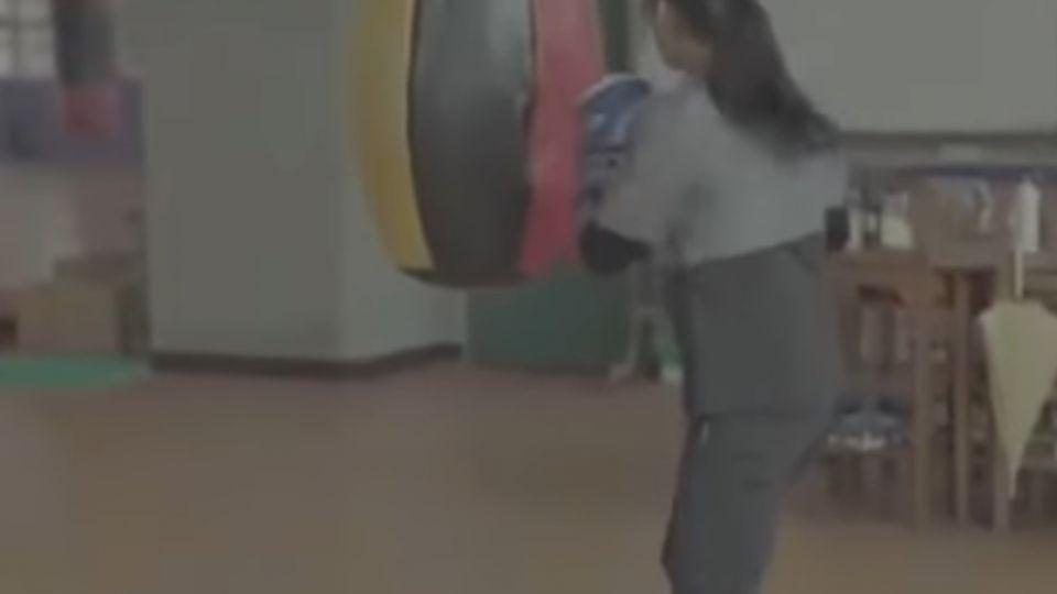帥! 「女士官拳擊手」 陸軍自製微電影網友讚