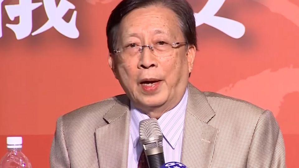 文總改選爭議 劉兆玄反擊王金平12人未出席