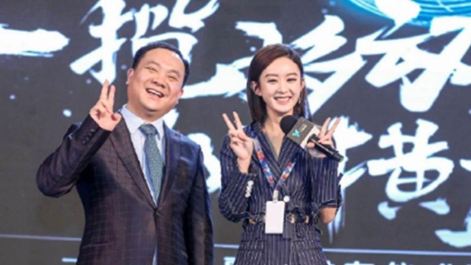 擴張事業版圖 !趙麗穎跨足科技業成「史上最萌副總裁」