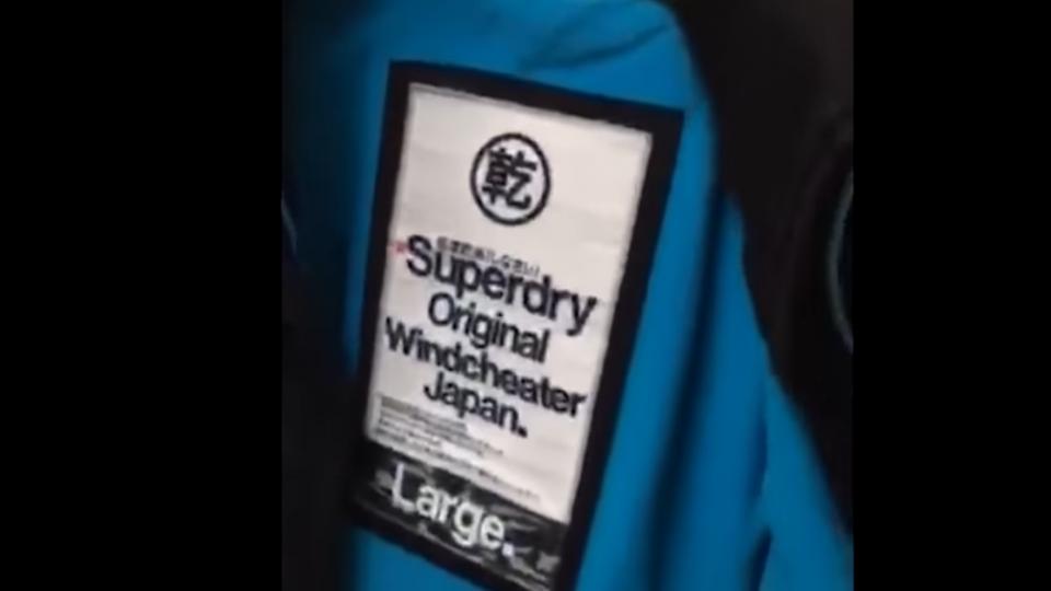 遭控賣Superdry假貨? 賣家拿正貨自清