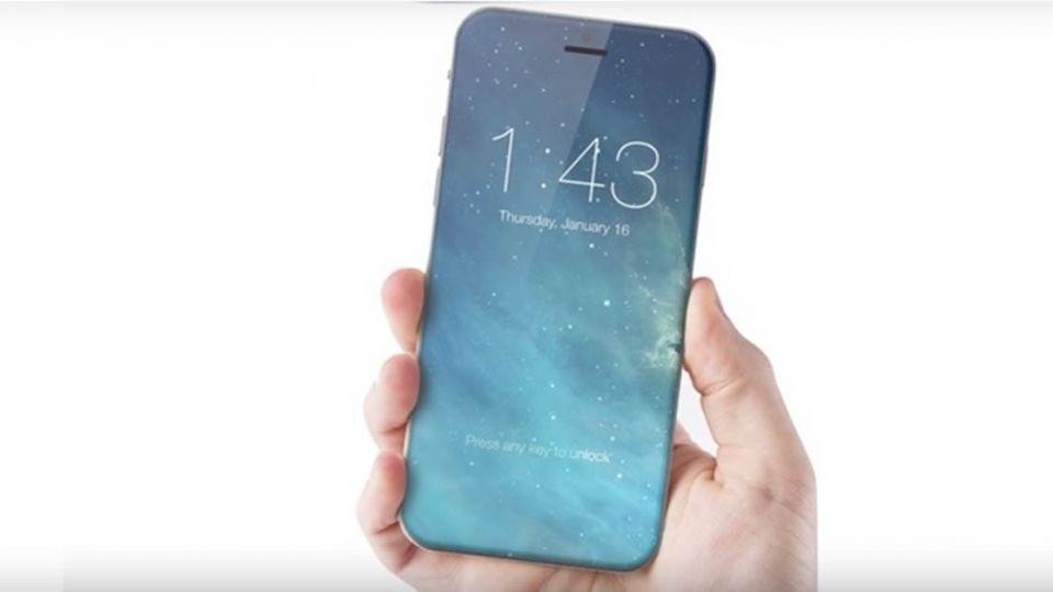 傳iPhone 8大改版 採玻璃機殼、用無線充電