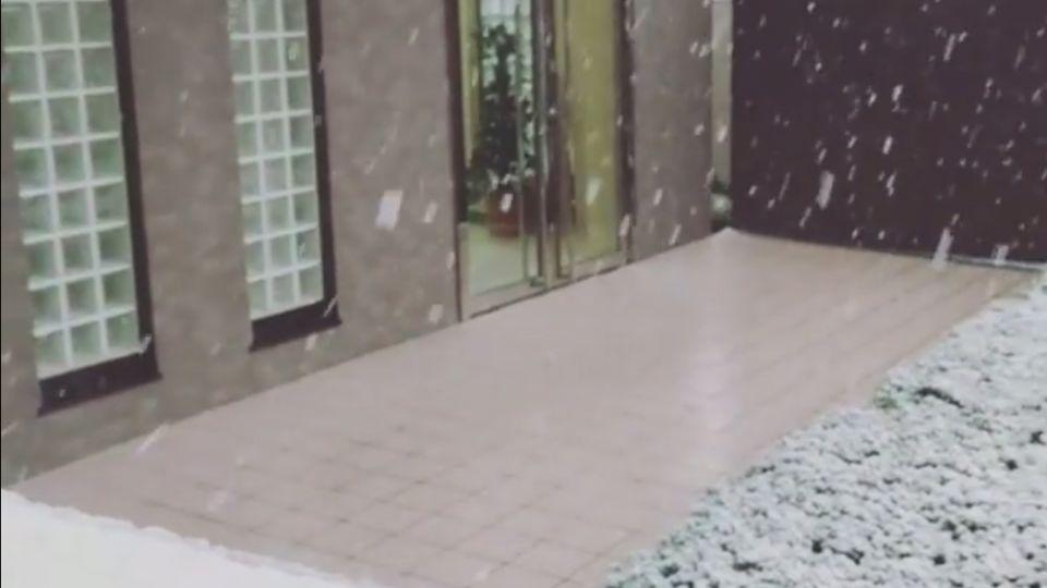 東京降下54年來第一道11月初雪!台灣呢?鄭明典臉書有解…