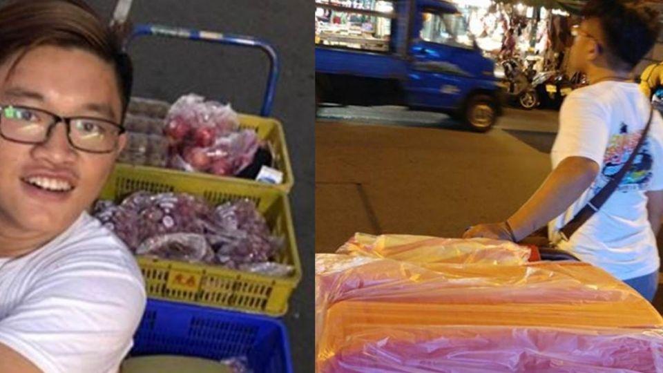 遭騙45萬無悔!身障男孩日走20多公里賣水果 一圓「念書」 夢