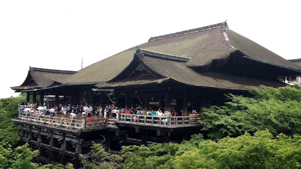 愛去京都的人注意!「清水舞台」將閉關三年